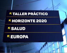 Taller H2020 Salud Europa