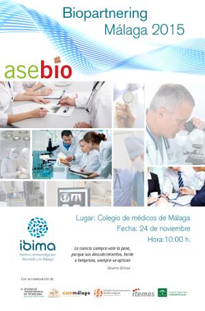 Biopartnerign Málaga 2015