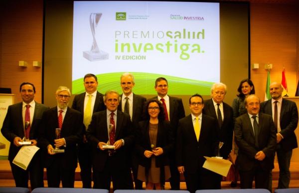 IV Premios Salud Investiga