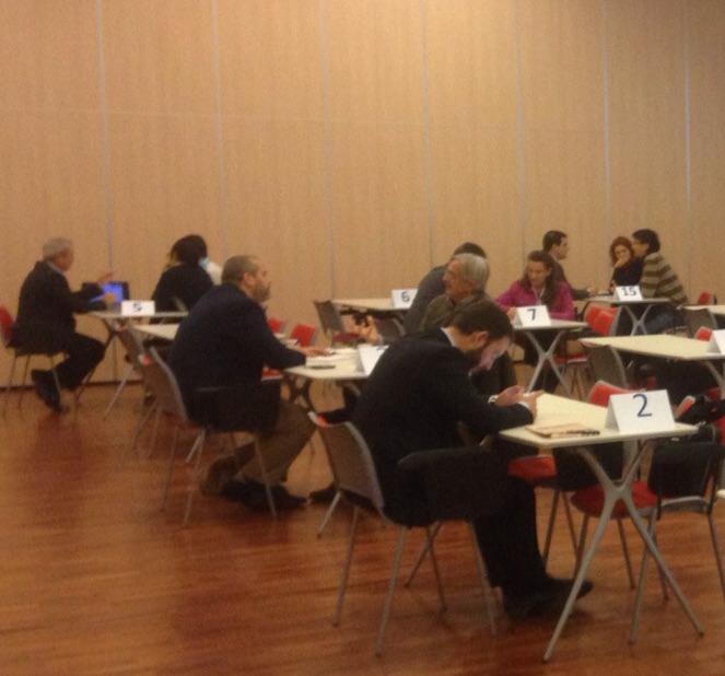 Biopartnering Málaga Reuniones
